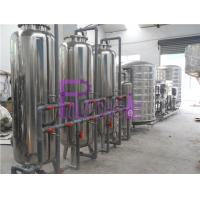 China Drinking Water Treatment System Reverse Osmosis Membrane Water Filter Machine on sale
