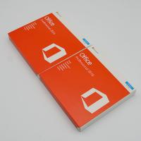 Cheap Multi Language Microsoft Office Professional 2016 With DVD + Key Card wholesale