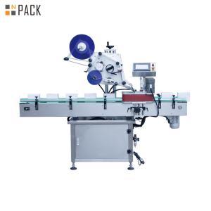 Cheap High Speed Flexible Bottle Sticker Labeling Machine 60-200 Pcs / Min wholesale
