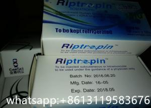 Cheap 10IU 3.7mg Jintropin HGH Human Growth Peptide ISO9001 For Fat Burning wholesale