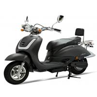 Cheap 1500W EEC Electric Moped Scooter 60V 28AH For Short Trip / Working wholesale