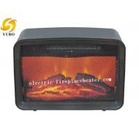 Cheap Decorative Mini Square style Fireplace Heater For Household 1600W wholesale