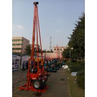 Cheap Water  Exploration Portable Core Drilling Equipment With Diesel Engine wholesale