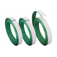 Cheap Advertising Facade Sign 100 Meter Green Color 0.6mm Thickness Aluminum Trim Cap wholesale