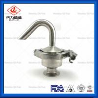 Cheap SUS304   SUS316L 	Sanitary Pressure Relief Valve  Stainless Steel Air Release Valve wholesale
