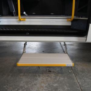 Cheap Automatic Vans Door footstep, Bus door footstep, Commercial vehicle door footstep,School bus door footstep wholesale