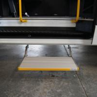 Cheap Electric step for shuttle bus, light and medium coach, utility vehicle, limo-bus and midi-bus(EBS200) wholesale