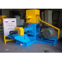 Cheap Grass Pet Food Extruder Animal Feed Pellet Machine 15KW Motor Driven wholesale