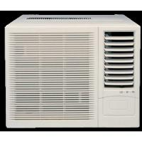 Cheap 9000btu R410a window aircon mechanical control cool and heat remote control wholesale