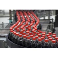 Cheap DCGF Series Drinks Filling Line , Carbonated Beverage Filling Machine For PET Bottles wholesale