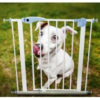 Cheap Dog Fences child safety door guard pet dog large dogs isolated security gate wholesale