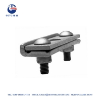 Cheap SSC 8KN 6.35mm Straight 3 Bolt Suspension Clamp wholesale