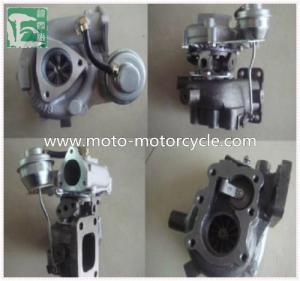 Cheap Automobile Spare Parts , HT18 Turbine 047095 4.2L Turbocharger For Nissan wholesale