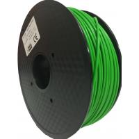 Buy cheap Multi Color 2.2 Lbs 1 Kg PLA 3D Printer Filament 1.75mm 2.85mm Green Yellow from wholesalers