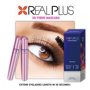 Cheap Semi permanent mascara Highest Quality Real plus 3D Fiber Lashes Mascara wholesale wholesale