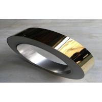 Cheap Mirror Coated Stainless Steel Channel Letters U Section 2 Inch Good Corrosion Resistance wholesale