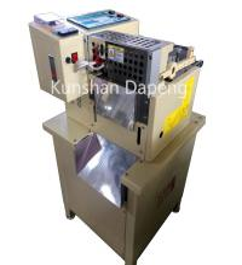 Cheap Velcro, Band, Tube, Sleeve, Film, Label Strip Automatic Cutting Machine wholesale