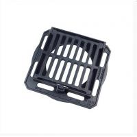 Cheap Anti-theft Hinged Gully Grid Cover 280mm for Inspection Chamber - B125 Load Class wholesale
