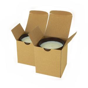 Cheap Custom Logo  Stamped Kraft Paper Box Packaging Boxes Packaging wholesale
