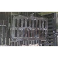 Cheap OEM High Quality Ductile Cast Iron Channel Gully Grating For Sale wholesale