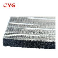 Cheap Customized HVAC Insulation Foam Panels Fire Resistant Board Material Polyethylene Roll wholesale