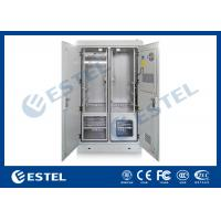 Cheap Six Doors Custom BTS Outdoor Cabinet Integrated With Exhaust Port Bottom wholesale
