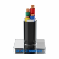 Cheap Class 1 / 2 Copper Conductor Four Core XLPE Insulated Power Cable wholesale