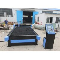 Cheap High definition plasma cutting machine gantry structure , perfect bearing capability wholesale