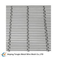 Cheap Stainless Steel Cable Mesh Cable pitch: 80mm wholesale