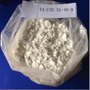 Cheap Levothyroxine L-Thyroxine / T4 Raw Steroid Powder CAS 51-48-9 for Fat Weight Loss wholesale