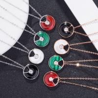 Buy cheap 925 Sterling Silver Gemstone Cartier Jewelry Amulet Pendant Necklace from wholesalers