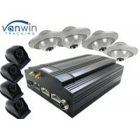 Cheap Economical  720P 8CH AHD HDD Mobile DVR with 2TB Hard Disk and 960P cameras wholesale