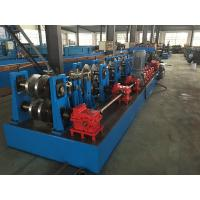Cheap Hydraulic Standing Seam Roll Former , C Channel Roll Forming Machine For Steel Constructions wholesale
