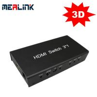 Cheap 3 to 1 HDMI Switcher (YL0301) wholesale