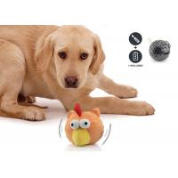 Cheap Lifelike Battery Operated Plastic Pet Toy Ball Multi Colors For Boredom wholesale
