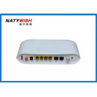Cheap HGU Type GPON ONU FTTX router Modem For Fiber To The Home Access Network System wholesale
