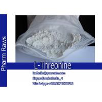 Buy cheap Skin Health Care L-Threonine For Nutritional Supplement No.72-19-5 from wholesalers