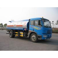 12000L Small Oil Tanker Truck for Transport Chemical Liquid 4x2 12m3