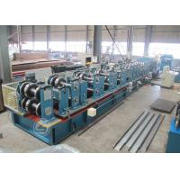 Cheap Cr12 Mould Steel C Shape Galvanized Steel Purlin Forming Machine With Life Time Service wholesale