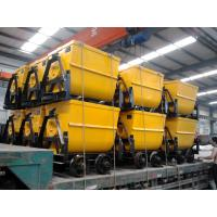 Cheap KFU0.75-6 bucket tipping mine car wholesale