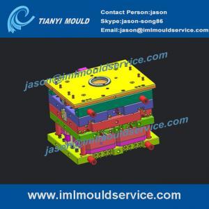 Cheap 4 cavities plastics thin wall mould companies, offer plastic thin wall injection mould wholesale