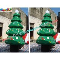 Cheap Holiday Inflatable Christmas Tree Decorations PVC wholesale