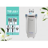 Cheap 5 Heads Cryolipolysis Slimming Machine with 10.4 Inch Touch Color Screen wholesale