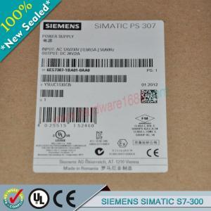 Cheap SIEMENS SIMATIC S7-300 6ES7313-5BG04-4AB1 / 6ES73135BG044AB1 wholesale