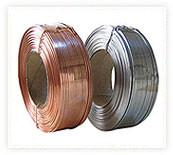 Cheap Low carbon bundy refrigerator coated copper steel tubes, coil welded refrigerator tube wholesale