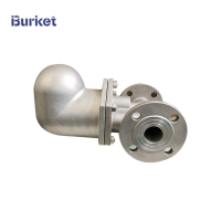 China XYSLT100 PN16 DN100 Flange type stainless steel Lever ball Float  steam trap for  steam printing and dyeing on sale