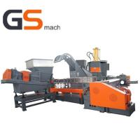 Cheap Low Noise Twin & Single Screw Extruder Granulation Machine HFFR Production Line wholesale