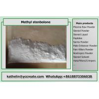 Cheap Steroid Raw Powder Methyl stenbolone For Bodybuilding For Strength Gains CAS 5197-58-0 wholesale