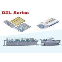 Cheap Pharmacy Vial / Ampoule Blister Packing Machine Production Line Fully Automatic wholesale