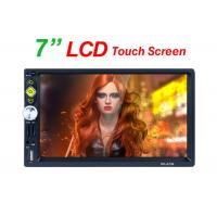 BT Android Mp5 Player Better Cooling Touch Screen Mp5 Player With Camera